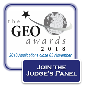 2018 GEO Awards | Join the Judges' Panel