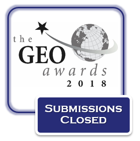 2018 GEO Awards   Submissions Closed