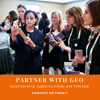 GEO's 19th Annual Conference