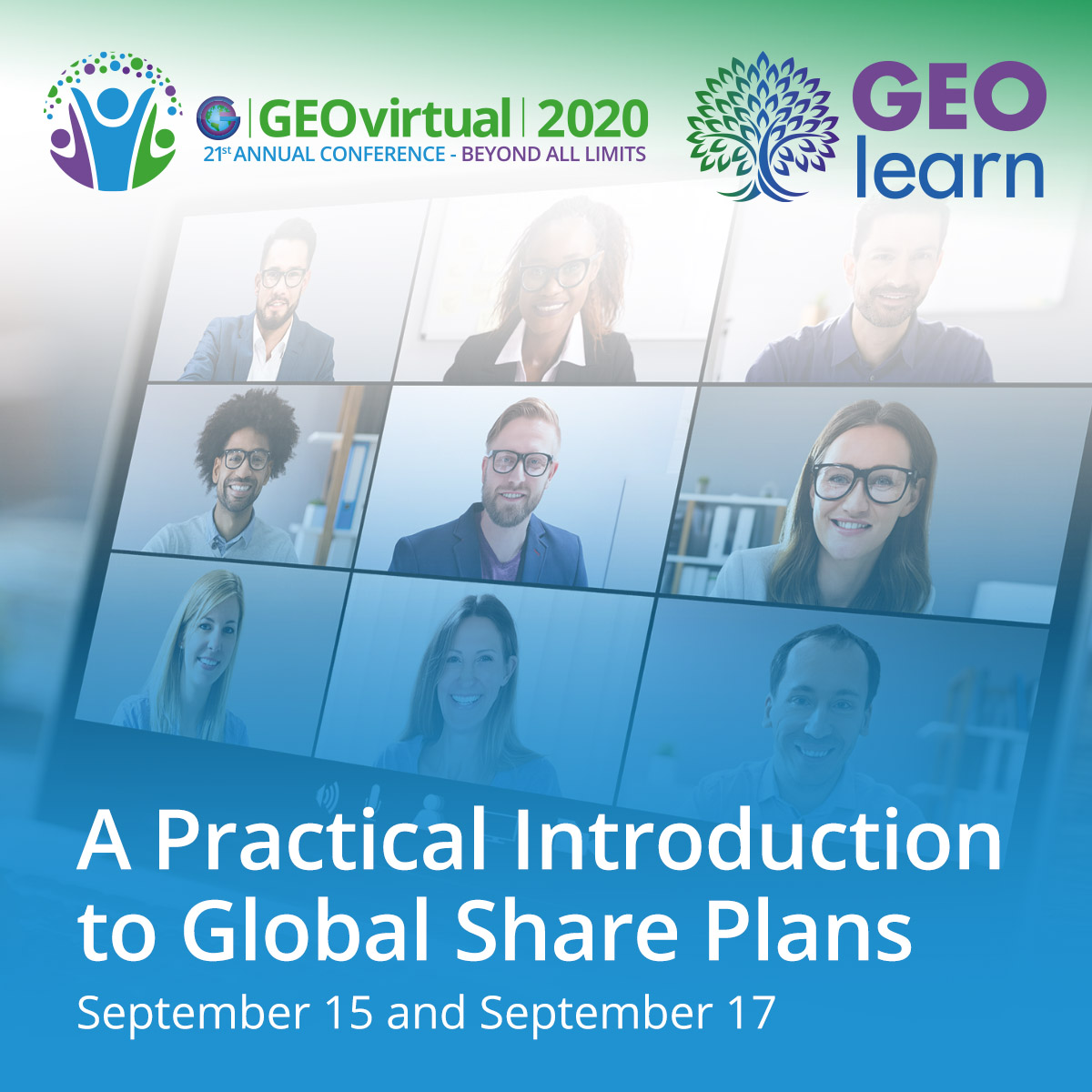 GEO's 21st Annual Conference Bootcamp