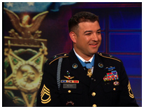 Sergeant First Class Leroy A. Petry, U.S. Army