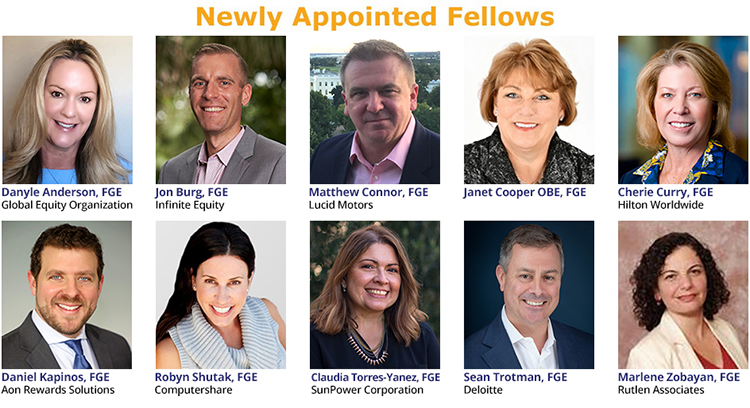 Newly Appointed Fellows