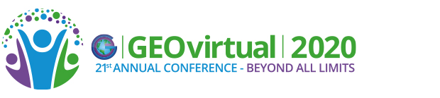 GEOvirtual 2020, GEO's 21st Annual Conference, mid-September through October 2020