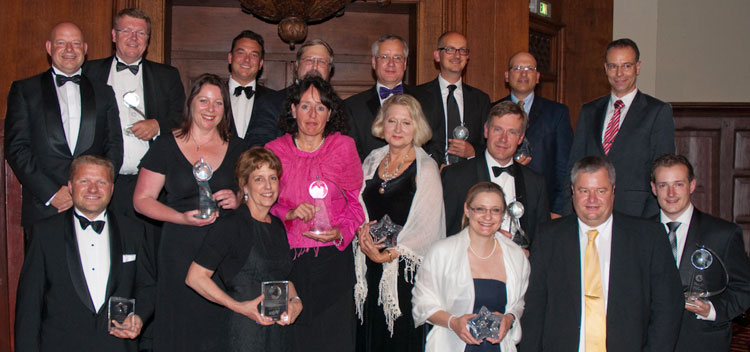 2011 GEO Award Recipients