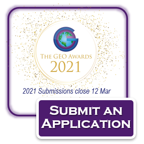 2021 GEO Awards Application