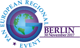 2017 Pan European Regional Event, 30 November 2017 | Berlin, Germany